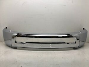 2010 2017 Dodge Ram 2500 3500 Front Bumper Chrome Guard Oem 10 11 12 13 14 15 16
