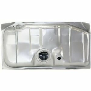 13 Gallon Fuel Tank For 87 90 Ford Escort 87 88 Exp Silver