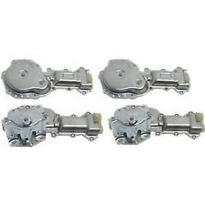 Window Motor For 88 91 Chevrolet C1500 Set Of 4 Front And Rear Left And Right