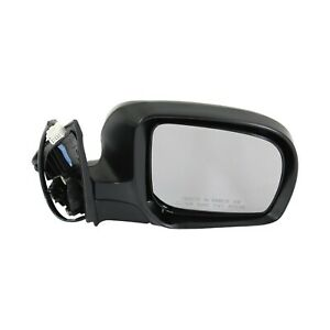 Power Mirror For 2009 2010 Subaru Forester Passenger Side Heated Paintable