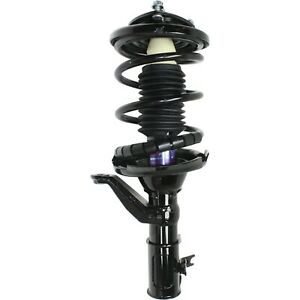 Shocks For 2003 2005 Honda Civic Front Driver Side With Springs Twin tube