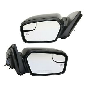 Kool Vue Set Of 2 Mirror Power For 2011 2012 Ford Fusion Left Right