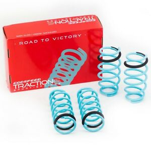Godspeed Project Traction s Lowering Springs Mazda 3 bm Sedan 2014 up