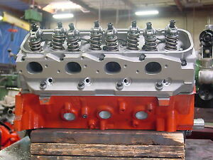 Chevrolet 4340 Stroker 496 454 509 Engine 566hp 1990 Up 4bolt Main 427 540 Tow