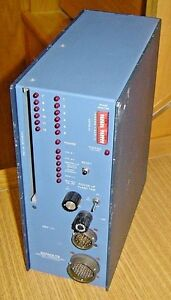 Edi Econolite Ssm 12l Traffic Light Control Phase Monitor Voltage Controller