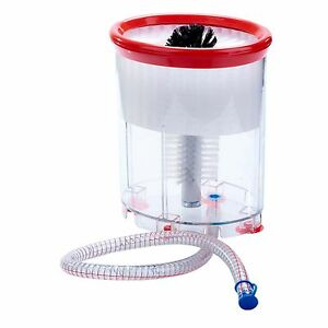 New Portable Bar Glass Brush Washer Beer Mugs Wine Glasses Catering Food Truck