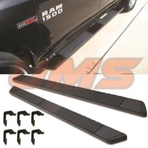 For 2019 Dodge Ram 1500 Crew Cab Oe Style Nerf Bar Running Boards Side Steps