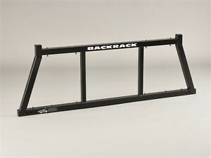 Backrack 14300 Open Headache Rack Frame Fits Ford Ram 15 16 3500 2500 1500