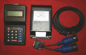 Nexiq Pro Link Caterpillar Acert On Ighway Diagnostic Scan Tool Cat Freightliner