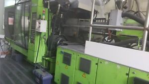 2006 Engel Duo 2550 650 Ton Injection Machine High Speed 4 967 Hrs
