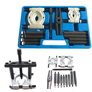 Bearing Puller Separator Set Splitters Long Jaw Gear Pulley Removal 12 Us