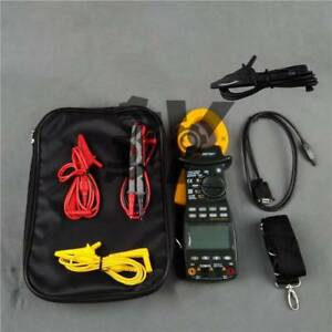 1pcs 3 Phase Power Clamp Meter Ms2205 Mastech Harmonic Tester