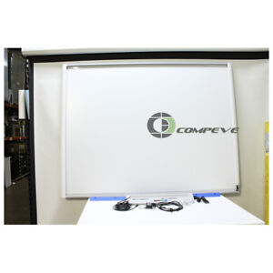 Smart Board Sbm680 Interactive Whiteboard Digital Vision Touch Wired 61 6 X 46