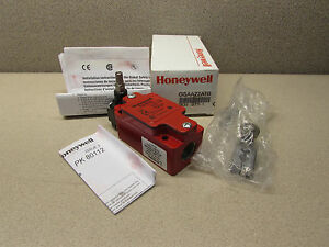 Honeywell Microswitch Gsaa22a1b Limit Switch W Roller Lever