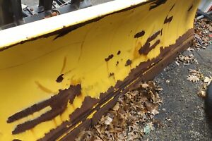 Fisher Snow Plow Blade 9 Blade Only