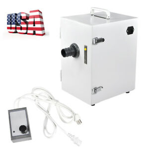 Dental Lab Digital Single row Dust Collector Vacuum Cleaner For Laboratory 110v