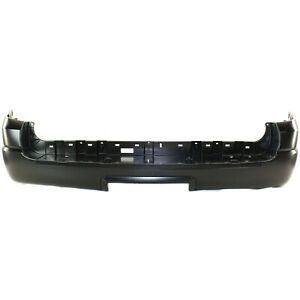 Bumper Cover For 2004 2006 Ford Expedition Eddie Bauer Limited Xlt Sport Rear