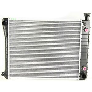Radiator For 88 91 Chevy C K1500 Measure 21 Inch Between Tanks W O Eoc 4 3l V6