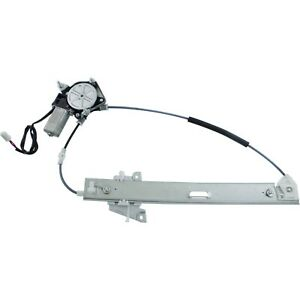 Power Window Regulator For 2000 2006 Mazda Mpv Rear Right With Motor