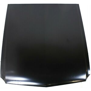 New Hood Front Panel Ford Mustang 1964 1966 Fo1230101 C5zz16612b