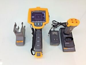Fluke Ti32 Infrared Thermal Imaging Imager Scanner Camera W Charger Extra Batt