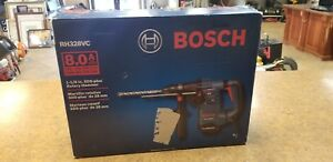 Bosch Rh328vc 1 1 8 Sds plus 8 0 Amp Rotary Hammer Kit New