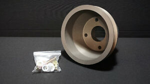 Vortech 4fa116 011 6 6 rib Supercharger Crank Pulley 1986 1993 5 0 Ford Mustang