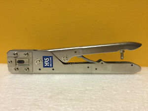 Hirose Hrs Rm tc 12 24 To 28 Awg Side Entry Hand Crimp Tool New