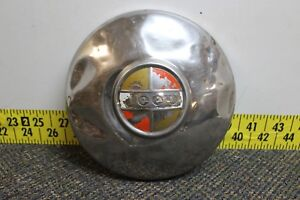 Oem Jeep Dog Dish Hub Cap Wheel Cover 1966 73 Jeepster svm32