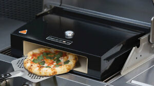 New Baker Stone Pizza Oven Box