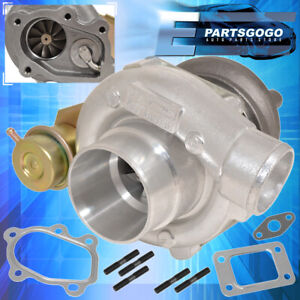 Gt28 Water Oil Cooled Disco Potato Turbo Charger T25 Inlet Flange 60 Compressor