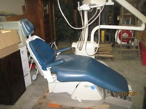 Knight By Midmark Dental Exam Chair With Light
