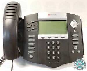 Polycom Soundpoint Ip 650 Phone P n 2201 12630 001