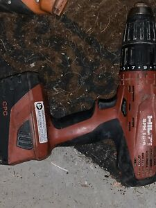 Hilti Sfh 18 a 18 volt Hammer Drill Tool With Battery No Charger
