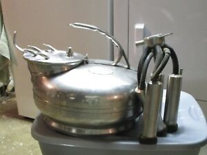 The Surge Cow Or Dairy Milker Stainless Steel Babson Brothers Co W Misc Parts