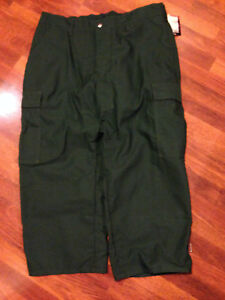 Green Crew Boss Nomex Iiia Pant Xxlarge Western Shelter Systems