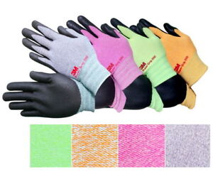 1 10pairs 3m Super Grip 200 Nitrile Foam Coated Protective Safety Work Glove