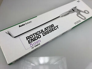 Tyco Auto Suture Roticulator Endo Dissect 5mm 174213 New 2014 Exp
