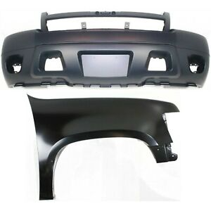 Auto Body Repair For 2007 2014 Chevrolet Tahoe Front Passenger Side Set Of 2