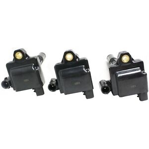 Ignition Coil For 1995 2004 Toyota Tacoma 3 Pc
