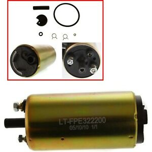Electric Gas Fuel Pump For Buick Cadillac Pontiac Chevy Pickup Truck