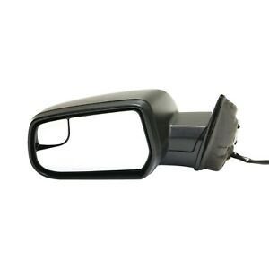 Kool Vue Mirror For 2010 2017 Chevy Equinox With Blind Spot Glass Textured Left