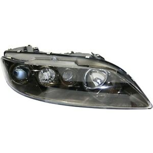 Headlight For 2003 2004 2005 Mazda 6 Sport Type Right With Fog Light