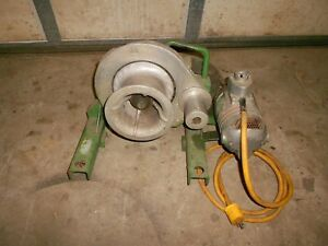 Greenlee 640 4000 Cable Tugger Wire Puller Chugger used missing Guard