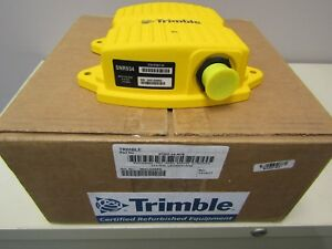 Trimble Snr934 900 Mhz Grade Control Machine Radio Dual Band 97007 34