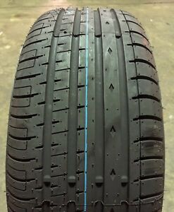 2 X New 245 40 20 Accelera Phi Uhp Performance Sport Tires 245 40r20 99y Zr20