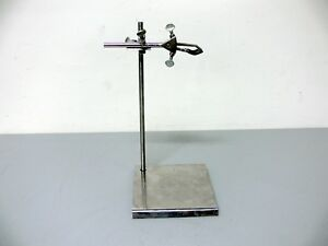 16 Stainless Steel Laboratory Chemistry Clamp Stand