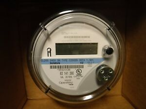 Openway Cl200 Electric Utility Meter brand New free Shipping