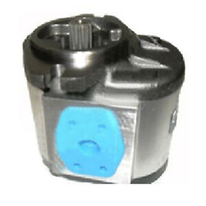 6673911 New Hydraulic Single Gear Pump Made To Fit Several Bobcat Models