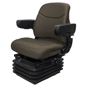 8170 Seat And Suspension Assembly For John Deere 7200 7210 7400 8230 8330 8430